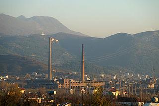 Laç Municipal unit in Lezhë, Albania