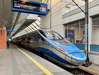 Rail transport in Poland