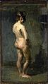 Eakins - Figure Study Masked Nude Woman.jpg