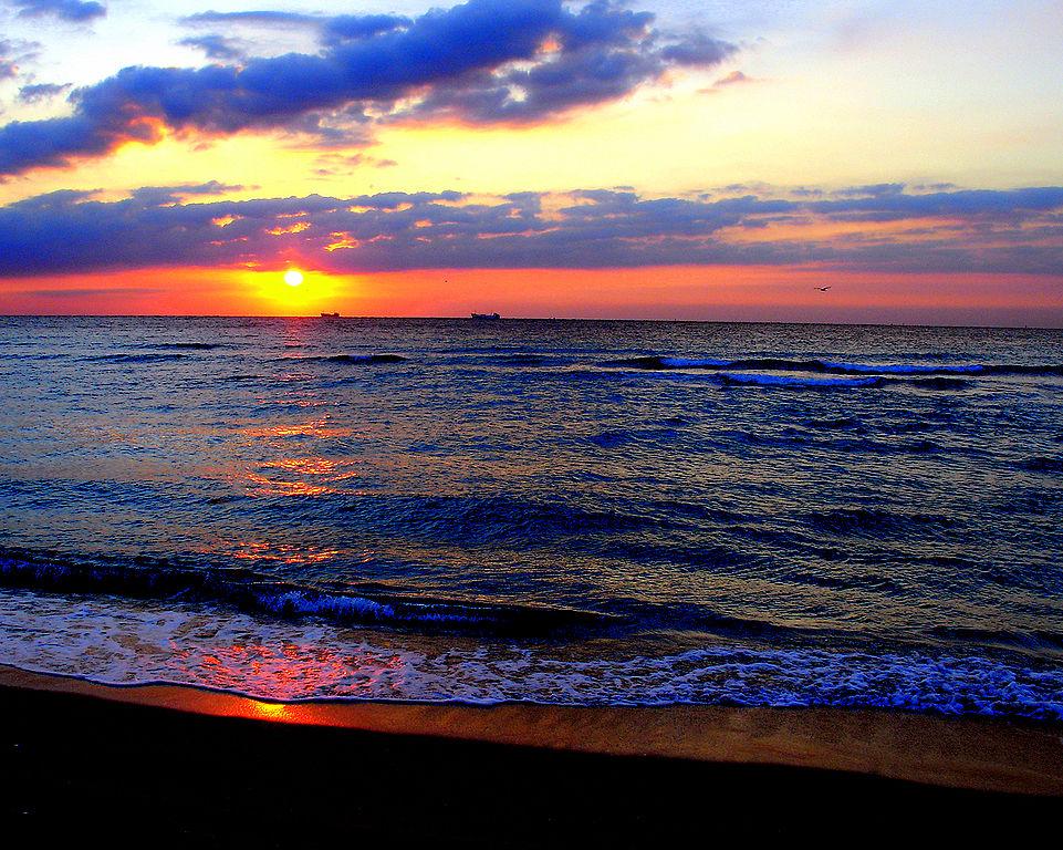 File Easter Sunrise South Beach Miami