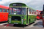 Eastern National bus 1103 (UVX 7S), 2012 North Weald bus rally.jpg