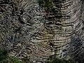 Ecuador - Baños - Río Verde - Gesteinsformation nahe des Pailón del Diablo.jpg