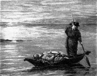 Sinfjötli - Odin taking the dead Sinfjǫtli to Valhalla