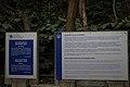 Edakkal cave notice board.jpg
