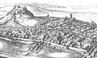 Edinburgh - Edinburgh in the 17th century