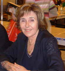 Édith Cresson, en 2007.