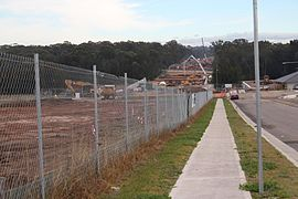 Edmonson Park Railway Station Construction 2.jpg