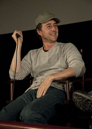Edward Norton - Norton in March 2010