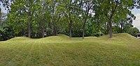 Effigy Mounds - Mendota State Hospital Group, Madison, WI 06-29-2012 119.jpg