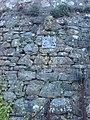 Effigy on limekiln next to Brookside - geograph.org.uk - 931747.jpg