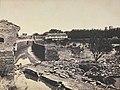 Effondrement remparts inondations 1856 Édouard Baldus.jpg
