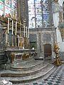 Eglise Saint-Etienne (Elbeuf), autel du chœur.jpg