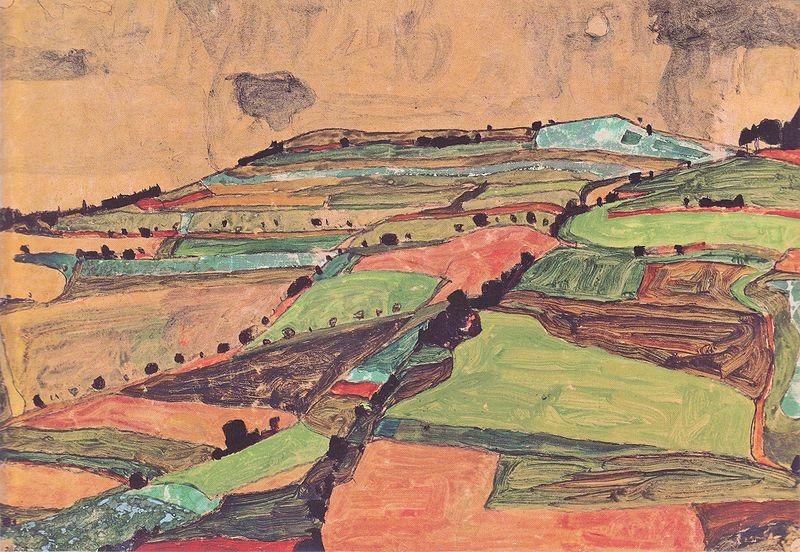 File:Egon Schiele - Felderlandschaft (Kreuzberg bei Krumau) - 1910.jpeg