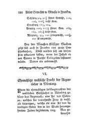 Ehemahlige weibliche Tracht der Regentücher in Nürnberg, S. 292-295
