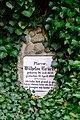 Ehemaliger Friedhof Limburg - Hessen - Deutschland - former cemetery Limburg - Hesse - Germany - 03.jpg