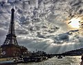 Eiffel Tower Boat View, Paris.jpg