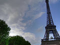 Eiffel Tower from Champ de Mars 005.jpg