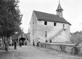 Eine alte Kapelle dient als Soldatenstube - CH-BAR - 3239209.tif
