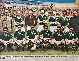 Ronnie Nolan Irish footballer