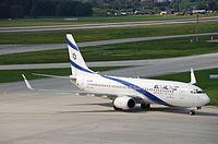 4X-EKO - B738 - China Xinjiang Airlines
