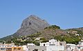 El Montgó i la muntanyeta de santa Llúcia, Xàbia.JPG