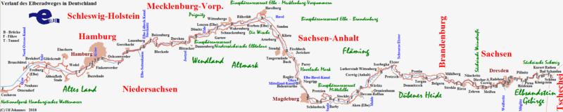 Magdeburg Dresden Entfernung