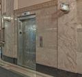 Elevator lobby, Joseph P. Kinnerary U.S. Courthouse, Columbus, Ohio LCCN2010719594.tif