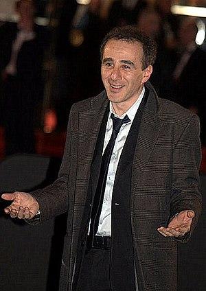 Élie Semoun - Élie Semoun at the 36th César Awards in 2011.