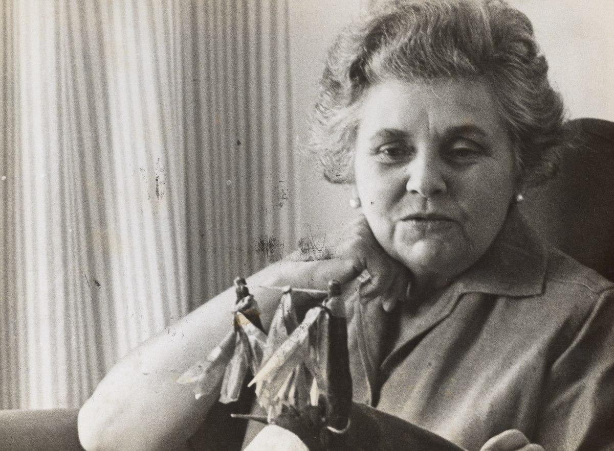 Elizabeth Bishop, 1964