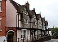 Elizabethan houses opposite Lord Leycester Hospital, Warwick.jpg