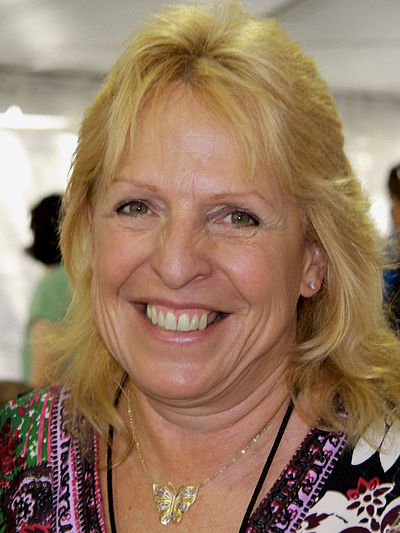 Picture of an author: Ellen Hopkins