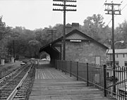 Ellicott City Station 1970