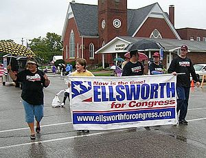 Brad Ellsworth - Parade for Ellsworth