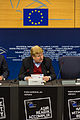 Elmar Brok Press conference Strasbourg European Parliament 2014-02-03 04.jpg