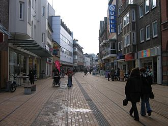 Elmshorn - Image: Elmshorn konigstrasse