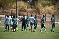 Em clima festivo, seleção da África do Sul treina contra time da Polícia Militar (28016068444).jpg