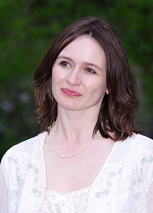 English: Emily Mortimer at the Vanity Fair par...