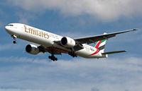 A6-EBM - B77W - Emirates