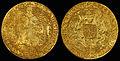 England (Great Britain) Sovereign of Elizabeth I.jpg