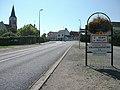Entrée Saint-Rémy-en-Rollat par D 6 vers Vichy 2015-08-12.JPG