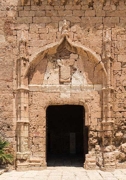File:Entrance, Torre de l'Homenaje, Alcazaba, Almeria, Spain.jpg