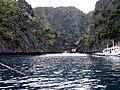 Entrance lagoon to Barracuda Lake, Coron, Palawan - panoramio.jpg