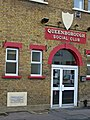 Entrance to Queenborough Social Club - geograph.org.uk - 719319.jpg