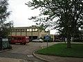 Entrance to Springwood High School - geograph.org.uk - 242015.jpg
