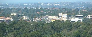 Epping, New South Wales Suburb of Sydney, New South Wales, Australia