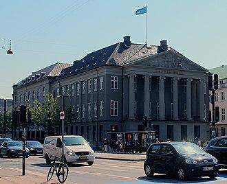 Danske Bank money laundering scandal - The headquarters of Danske Bank in Copenhagen