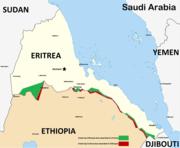 Eritrean–Ethiopian War Map 1998.png