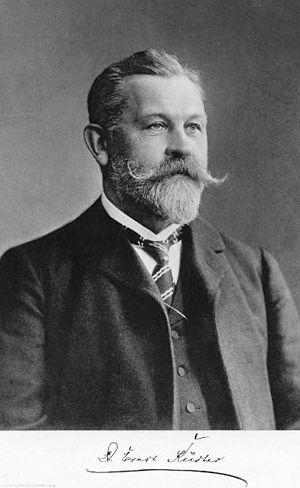 Ernst Georg Ferdinand Küster