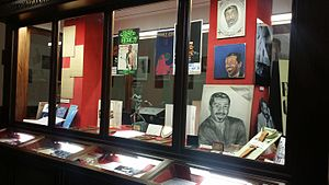 Erroll Garner Archive - The University of Pittsburgh exhibition containing material from the Erroll Garner Collection housed by the Special Collections section of the University of Pittsburgh Library System