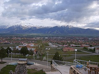 Erzincan Municipality in Turkey